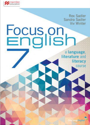 Focus on English:  7 - Student Book + OneStopDigital