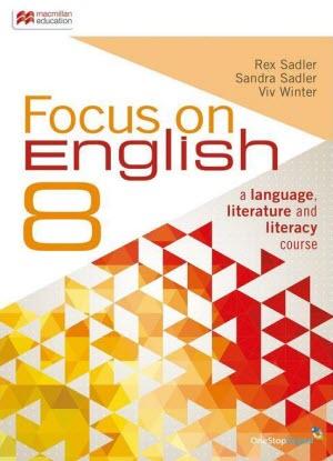 Focus on English:  8 - Student Book + OneStopDigital