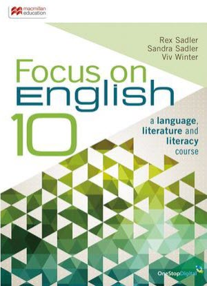 Focus on English: 10 - Student Book + OneStopDigital