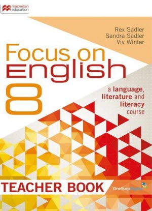 Focus on English:  8 - Teacher Resource Book