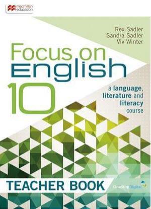 Focus on English: 10 - Teacher Resource Book