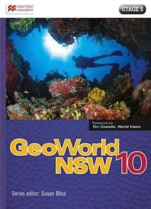 NSW GeoWorld: 10 [Student Book + Digital]