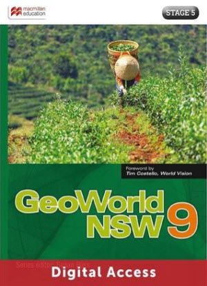 NSW GeoWorld:  9 [Teacher Digital Access]