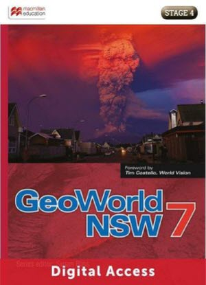 NSW GeoWorld:  7 [Teacher Digital Access]