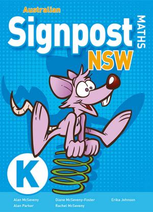 Australian Signpost Maths NSW:   Kindergarten - Student Activity Book