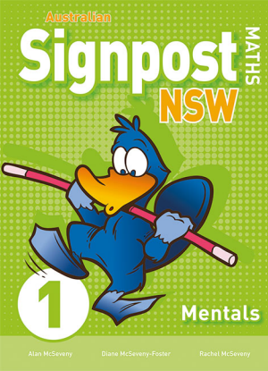 Australian Signpost Maths NSW:  1 - Mentals Book
