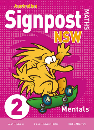 Australian Signpost Maths NSW:  2 [Mentals Book]