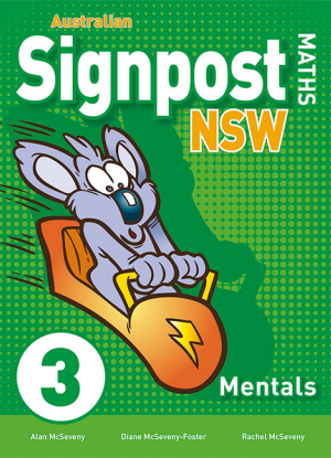 Australian Signpost Maths NSW:  3 [Mentals Book]