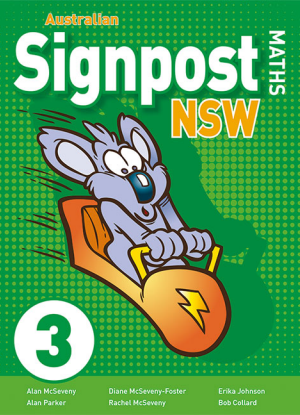 Australian Signpost Maths NSW:  3 [Student Activity Book]