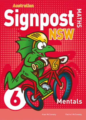 Australian Signpost Maths NSW:  6 [Mentals Book]