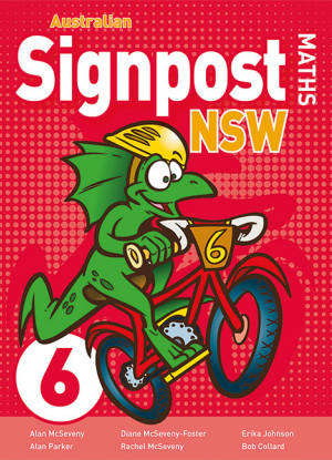 Australian Signpost Maths NSW:  6 [Student Activity Book]