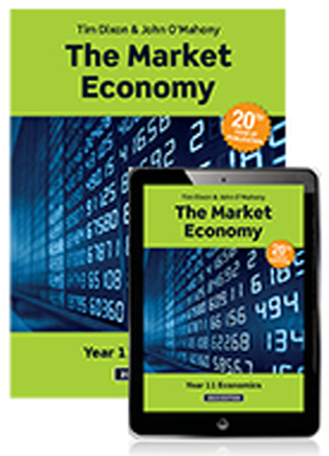 The Market Economy:  2020 - Text + Pearson eBook 3.0