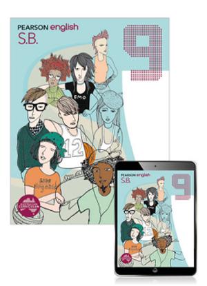 Pearson English:  9 [Student Book + eBook]