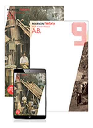 NSW Pearson History:  9 [Student Textbook + Activity Book + eBook]