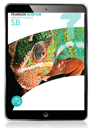 NSW Pearson Science:  7 - eBook [Digital Only]