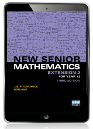 New Senior Mathematics:  Extension 2 Course for Year 12 [eBook Only]