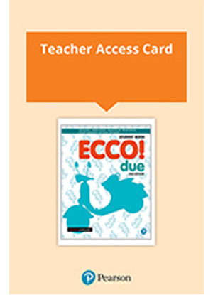 Ecco! Due [Teacher Reader+ with Audio Download]