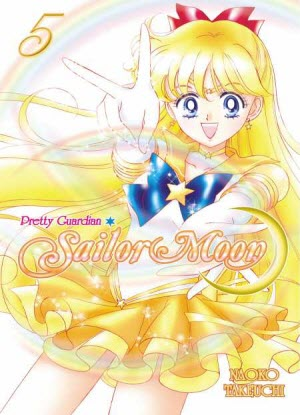 Sailor Moon:  5