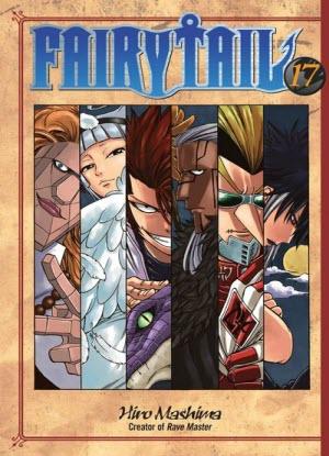 Fairy Tail: 17
