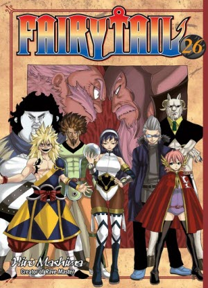 Fairy Tail: 26