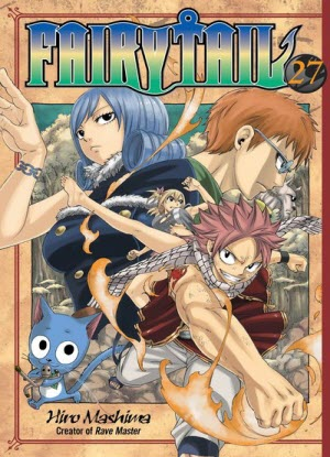 Fairy Tail: 27