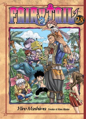 Fairy Tail: 28