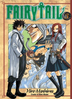 Fairy Tail:  3