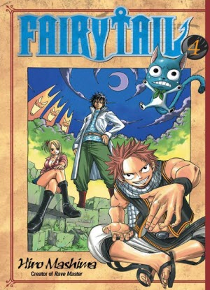 Fairy Tail:  4