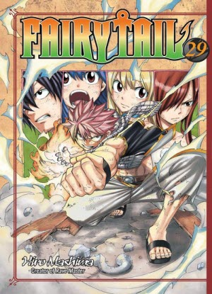 Fairy Tail: 29