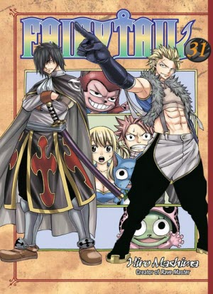 Fairy Tail: 31