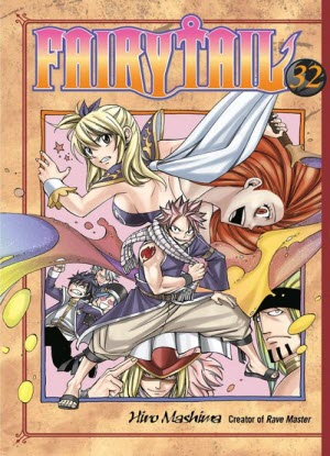 Fairy Tail: 32