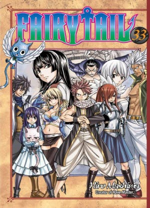 Fairy Tail: 33
