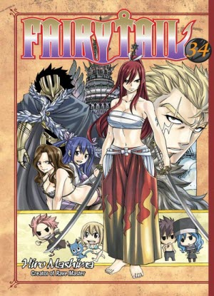Fairy Tail: 34