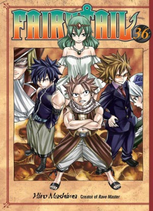 Fairy Tail: 36