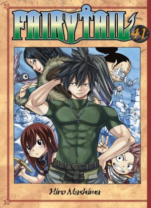 Fairy Tail: 41
