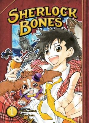 Sherlock Bones:  1