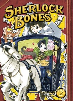Sherlock Bones:  2
