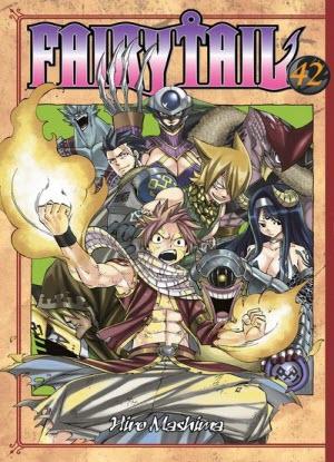 Fairy Tail: 42