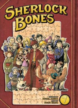 Sherlock Bones:  7