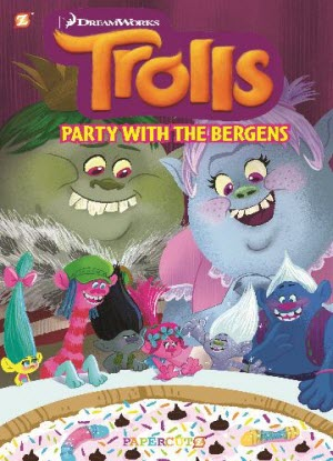 Trolls:  3 -  Party with the Bergens