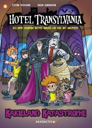 Hotel Transylvania:   1 - Kakieland Katastrophe