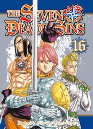 The Seven Deadly Sins: 16