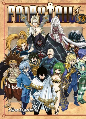 Fairy Tail: 58