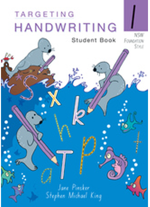 NSW Targeting Handwriting:  1 [Student Book]
