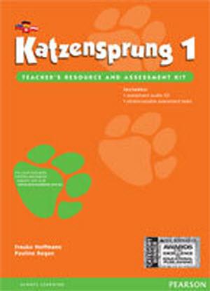 Katzensprung:  1 [Teacher's Resource and Assessment Kit]