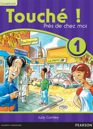 Touche!  1 [Student Book + CD-Rom Pack]
