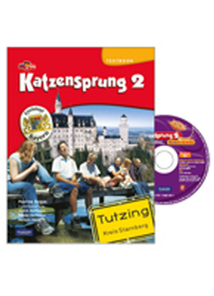 Katzensprung:  2 [Student Book + CD]