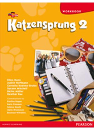 Katzensprung:  2 [Workbook]