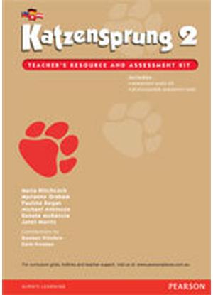 Katzensprung:  2 [Teacher's Resource and Assessment Kit]