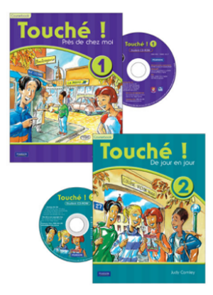 Touche!  1 & 2 [Student + CD-Rom Year Pack]